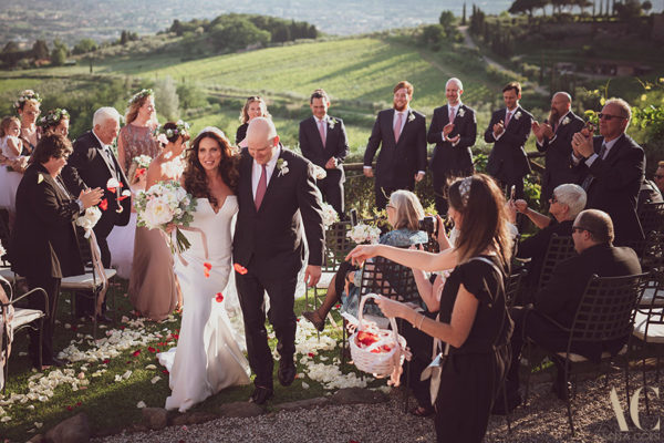 Wedding Photographer Lucca. Tenuta San Pietro and Villa Valgiano: Trinity and Remalias get married.