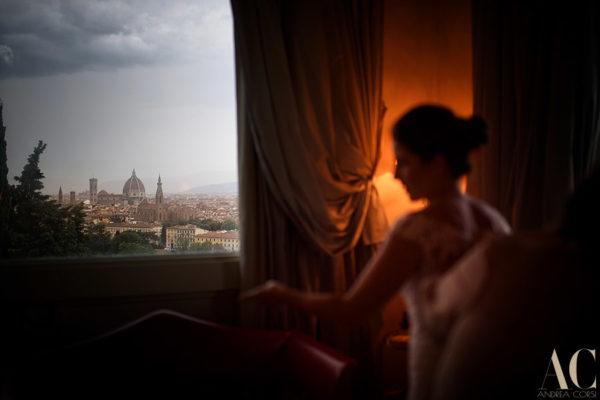 Wedding Photographer Florence. Villa la Vedetta: Kristine and Hursehit
