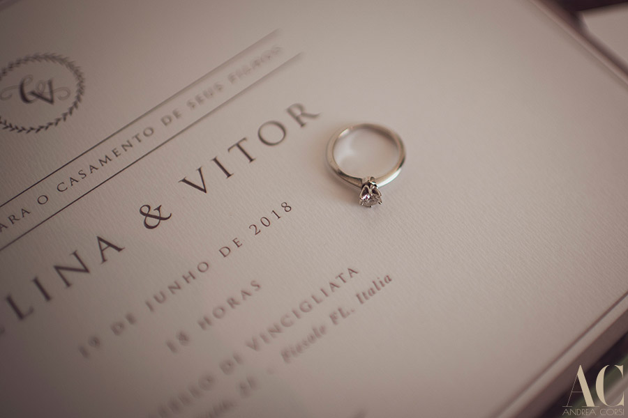 Destination Wedding in Florence, Tuscany: Celina & Vitor get married in Vincigliata Castle. Andrea Corsi italian destination wedding photojournalist