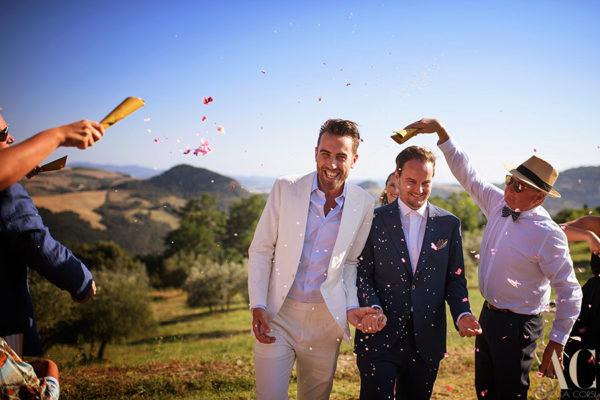 Villa di Ulignano wedding Photographer, Tuscany .