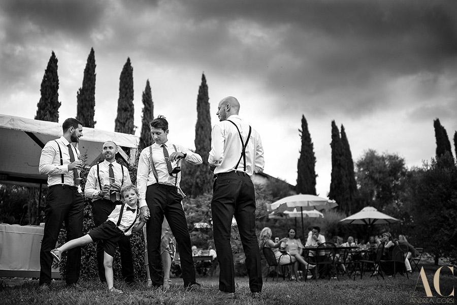 Casa Cornacchi Wedding reportage