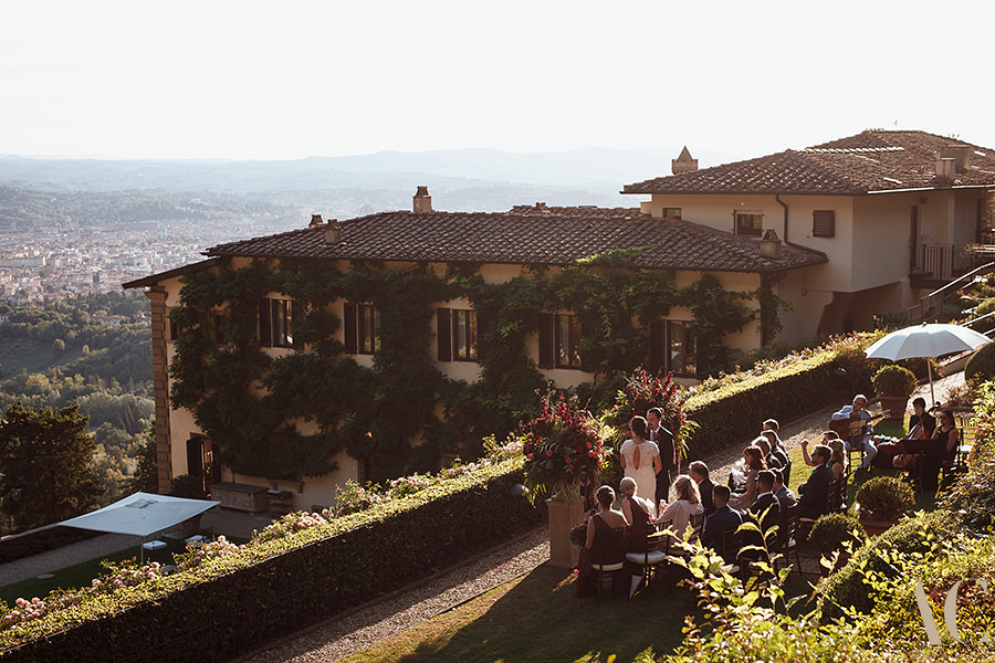 Wedding Photographer Villa Belmond San Michele