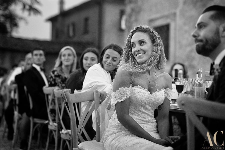 Bride portrait. Candid moments